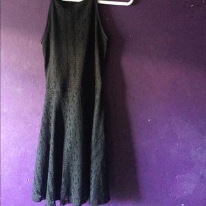 XS Mossimo Supply Co Black Dress